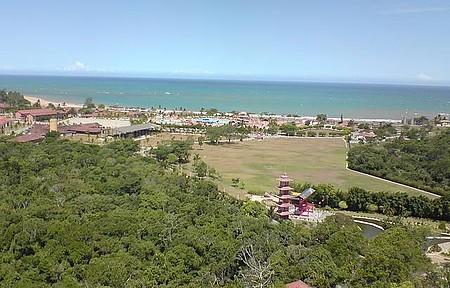 Sesc Aracruz / ES - Vista Panorãmica da Torre do Mirante no Sesc Aracruz