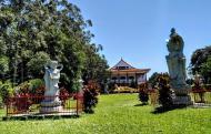 Passeio maravilhoso ao Templo Budista
