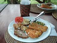 Tucunaré Empanado - Prato Típico da Região