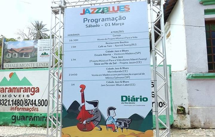 XV Festival de Jazz & Blues de Guaramiranga