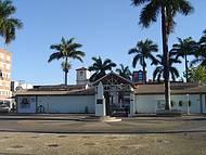 A Matriz foi construida em 1850 é um Patrimônio Turistico