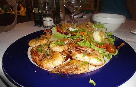 Restaurante Costa Brasa - não deixe de ir.