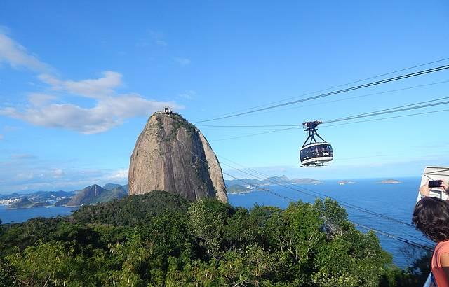 Passeio no Rio de janeiro