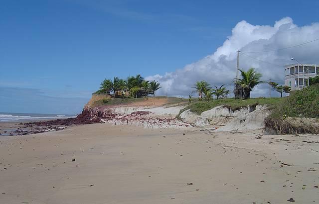 Praias tranquilas