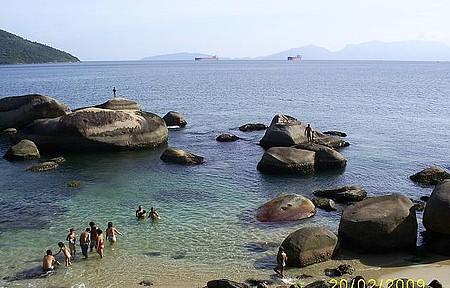 Piquara - Lagoa Azul. Um pedacinho do paraíso.