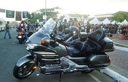 Encontro de moto na Barra do Sahy - Aracruz - ES