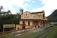 Passagem pela Estação Marumbi
