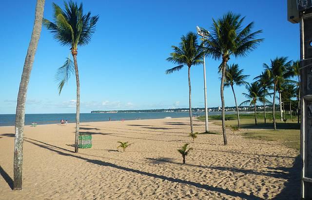 Praia de Cabo Branco...