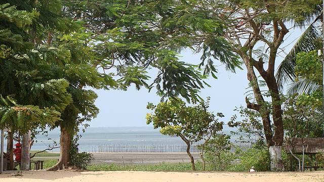 Praia de Fortalezinha.