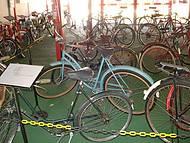 Bikes de várias gerações