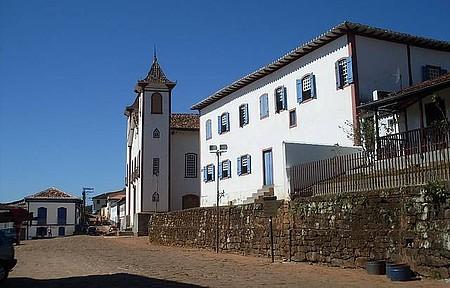 Casa do General Carneiro - Vista do Largo do Pelourinho