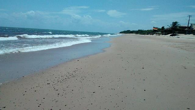 Praia da Água Boa-Joanes
