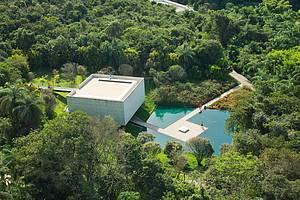 Galeria Adriana Varejão: Pavilhões e obras de arte interagem com a natureza -
