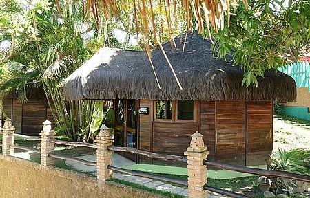 Pousada Paradiso Tropical - Chalé que ficamos