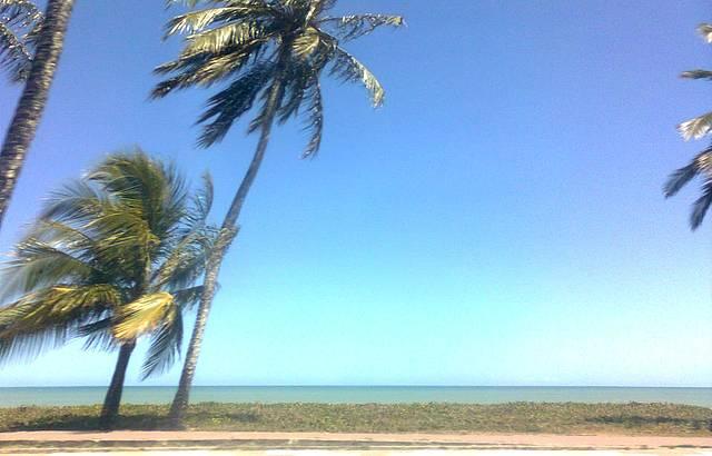 Belo dia na pra em Cabo Branco