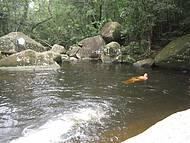 Poção ( Parque Estadual da Ilha Grande)