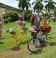 Festa das Primavera tem concurso de bicicletas