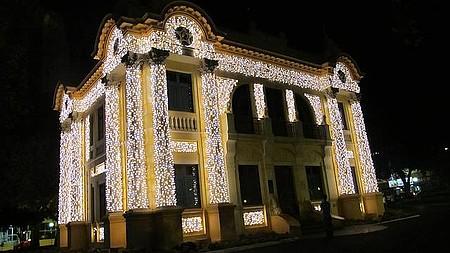 Museu Municipal- Antiga Camara Municipal de vereadores - Natal 2013