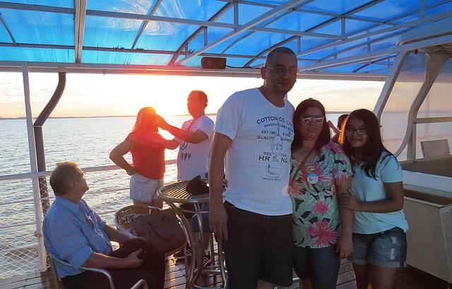 Passeio dentro da Hidrelétrica de Itaipu
