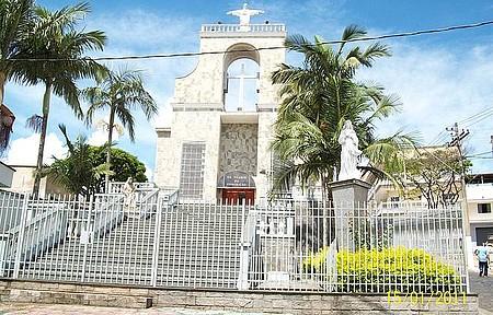 Igreja N. Senhora da Conceiçao - Muito Bonita.