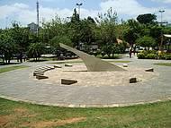 Largo dos Mendes, relógio solar