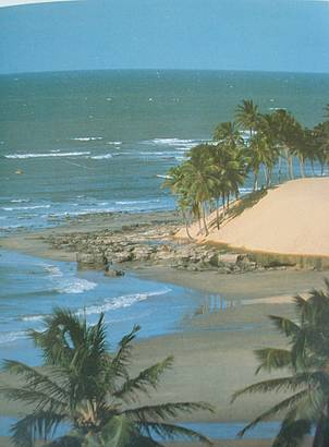 Praia de Lagoinha. Lindíssima!