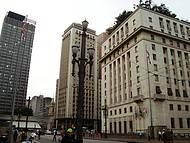 Prédio a Direita -Sede da Prefeitura
