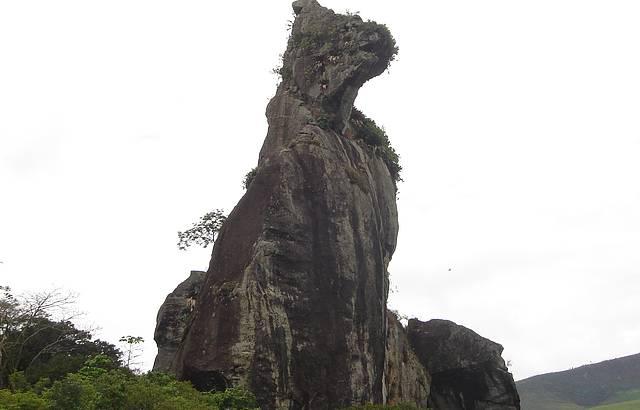 A mais perfeita obra esculpida pela natureza!