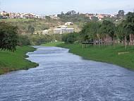 Rio Sorocaba -Jd Botânico ao Fundo