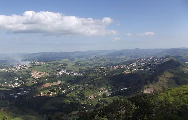 Vista do topo
