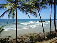 Vista perfeita da praia