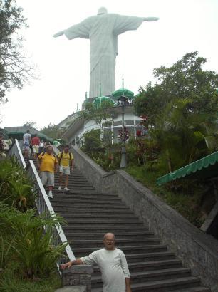 Escadaria do cristo