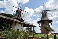 Construções lembram Holanda