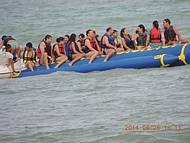 PAsseio de Banana Boat