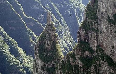 Canyon do Funil - Fantástico