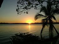 Pôr- do-Sol...esse Lugar É Perfeito para Passar o Fim de Tarde.