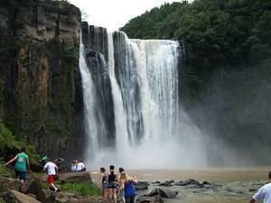 Salto Barão do Rio Branco: Um dos belos cartões-postais<br>