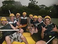 Rafting em Tibagi