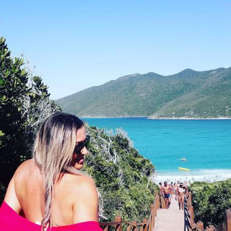 Praia do Pontal do Atalaia - Lugar Incrível