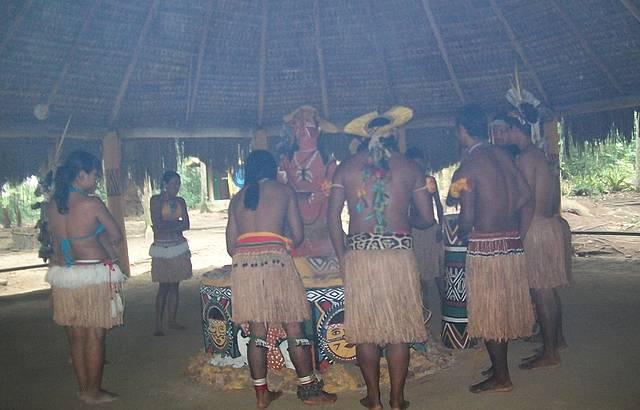Conhecer a Cultura Indigena