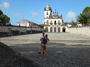 Igreja São Francisco - Linda arquitetura por dentro e por fora!