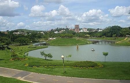Parque Ipanema - Visão geral do parque