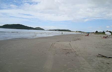 Praia do Sonho - Na Praia só Tranquiliade...
