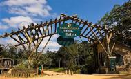 Portal de Entrada da Estação Ecológica Jureia Itatins