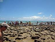 Corais, Piscinas Naturais