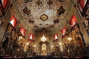 Matriz de Nossa Senhora do Pilar: Com 400 quilos de ouro, é uma das mais suntuosas do Brasil -