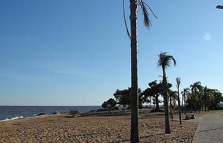 Barrinha - Calçadão,Praia,Lagoa.