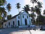 Capelinha na Beira da Praia