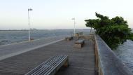 Bela Vista do Pier do Iemanjá