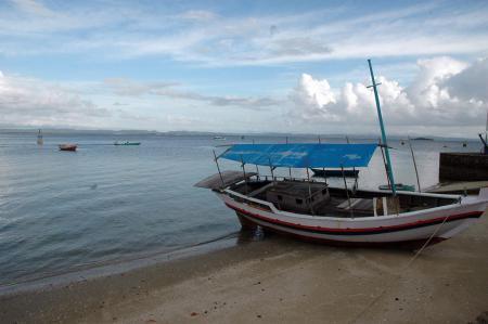 Curtir as praias - Bucolismo e águas calmas